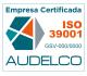 Certificación ISO 39001 - Audelco