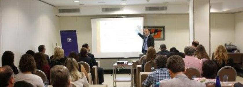 DESAYUNO AUDELCO SOBRE LA NORMA ISO 39001 DE SEGURIDAD VIAL - Audelco