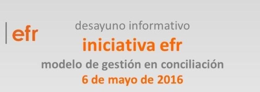 DESAYUNO INFORMATIVO FUNDACIÓN MASFAMILIA - Audelco