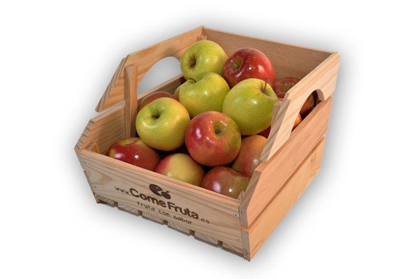 Fruta en la oficina para empresas saludables