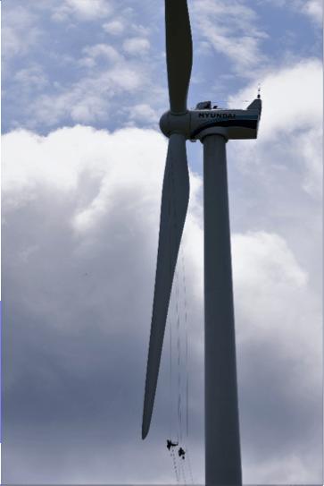 imagen molino viento GWO formacion